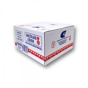 Sacola Líder caixa 38cm x 48cm